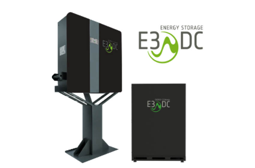 Stromspeicher Von E3/DC